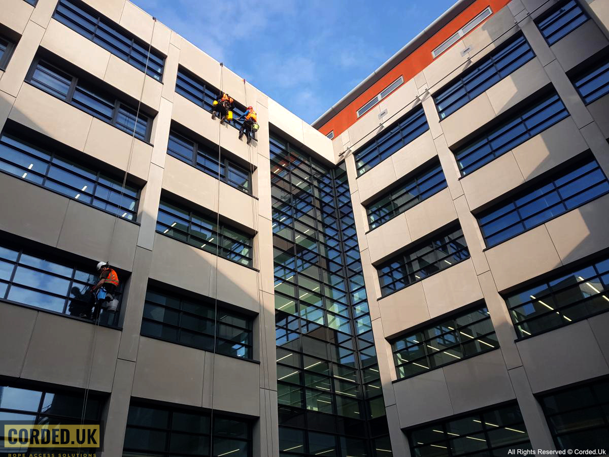 Corded.Uk Rope Access Solutions