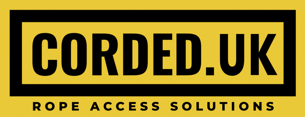 Corded.uk Logo - Rope Access Solutions Icon